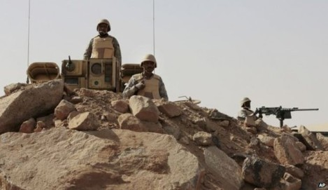 20 Saudi Soldiers Killed in Clashes in Jizan