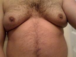 matt forney, man boobs