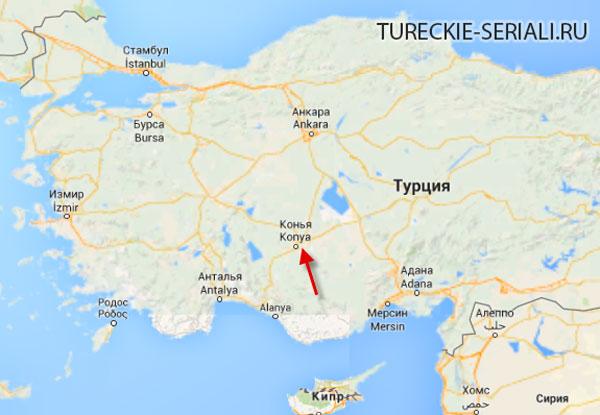 Karta Konja Turcija The Fourth Revolutionary War