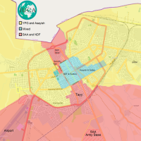 The crisis in al-Qamishli | Colonel Cassad
