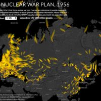 Mapping the US nuclear war plan
