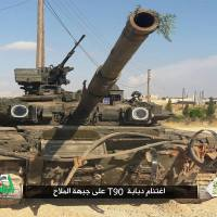 About the captured T-90 | Colonel Cassad