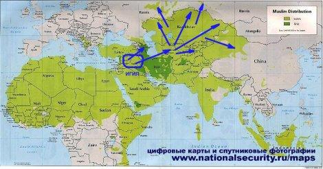 распространение-ислама