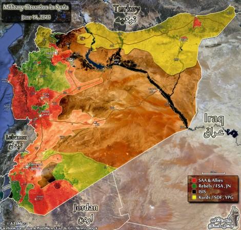 Syria map wide 14june 25khordad