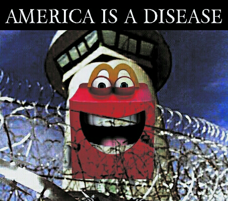 Americaisadisease