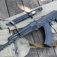 Iran Imports AK-103 Rifles from Russia
