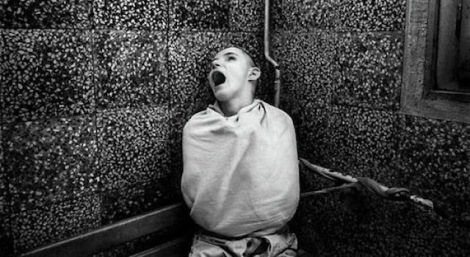 Institution for the mentally and Physical handicapped  Kulina, Serbia.  © George Georgiou. 2001.