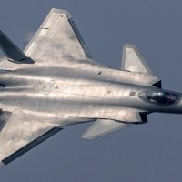 "China's new J-20 ""Mighty Dragon"" 