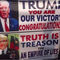 Nigerian Secessionist massacred for supporting Trump | VIDEO