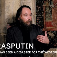 Alexander Dugin in ADBUSTERS