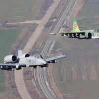 The Rook vs the Warthog: The su-25 and A-10 - a view from the trenches | Judgesuhov