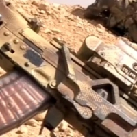 New Kalashnikov caught on video in Syria? | SOUTHFRONT