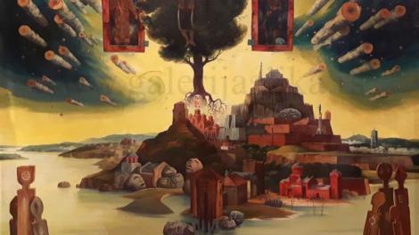 milic-od-macve-122x169cm-velike-vratnice-beograda-1985.godina-ulje-na-lesonitu-svojstvo-znacajnog-kulturnog-dobra