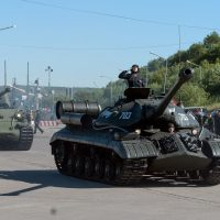 Tanks in Severomorsk | Colonel Cassad
