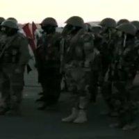 Landing operation of the VKS | Colonel Cassad