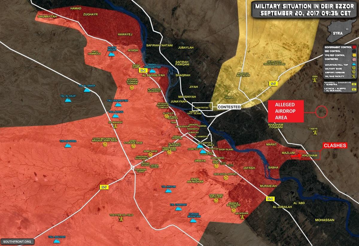 Deir ez-Zor. 20.09.2017 | Colonel Cassad